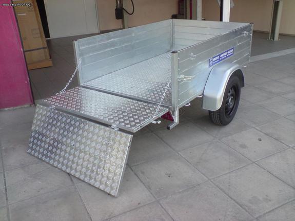 Αυτοκίνητο τρέιλερ αυτοκινήτου '17  ZHN0 2.00 X 1.30 X 0.50 M