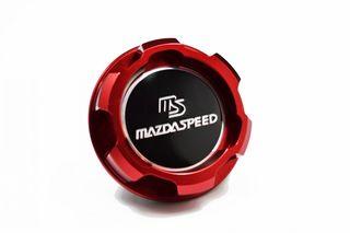 Τάπα λαδιού MAZDASPEED Κόκκινο Χρώμα