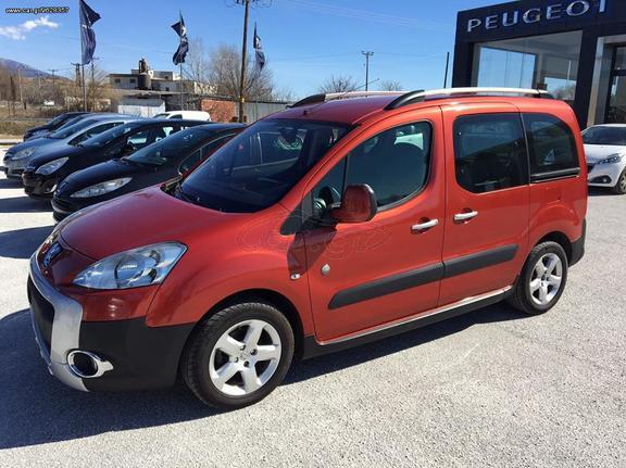 Peugeot Partner Tepee '10 OUTDOOR 1.6 d
