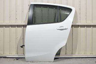 Opel Agila 2008-2014/Suzuki Splash 2007-2013 Πόρτα πίσω αριστερή.