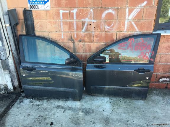 Πόρτες  εμπρός για Fiat stilo 5d