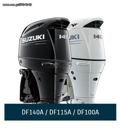 Suzuki '21 DF 100ATL