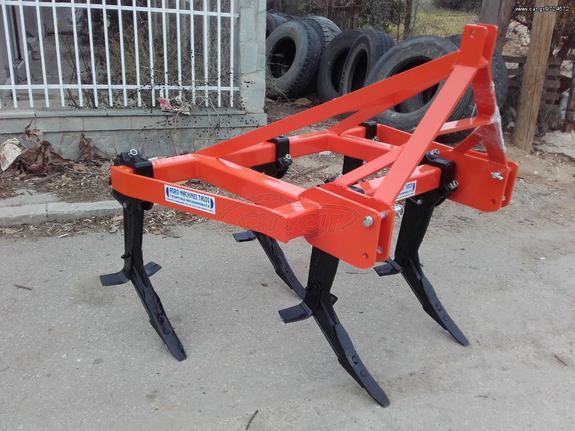 Γεωργικό καλλιεργητές - ρίπερ '18 AGRO MACHINES TASOS