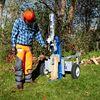 Μηχάνημα σχιστικό για ξύλα '20 Υδραυλικό Τσεκούρι-thumb-41