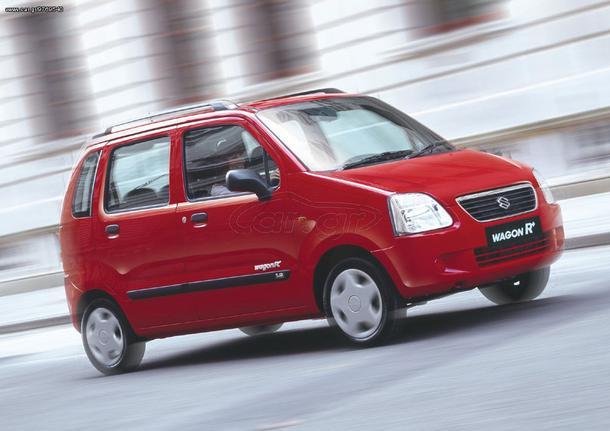 Ανταλλακτικά Suzuki Wagon R+ 2001-