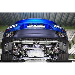 PORSCHE 911 991 TURBO/TURBO S 2013-2015 IPE VALVETRONIC EXHAUST