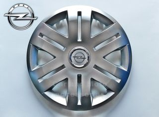 Τάσια Opel Vivaro 16'' Άθραυστα 4 Τεμάχια