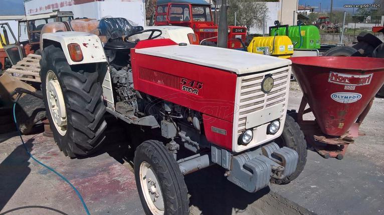 Steyr '84 545