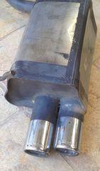 δεξι τελικό εξάτμισης mercedes slk r171 sebring