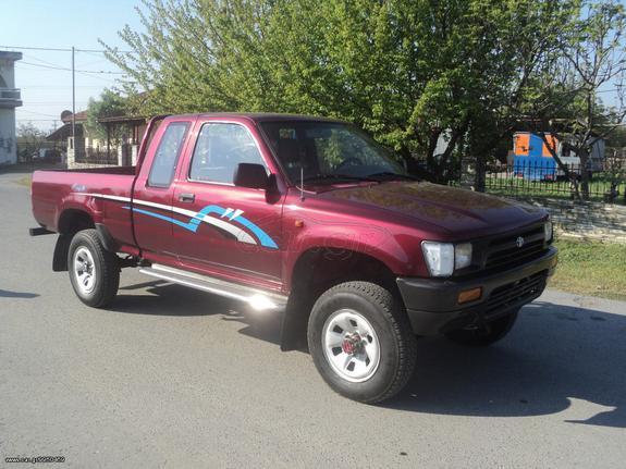 Toyota '97 HILUX