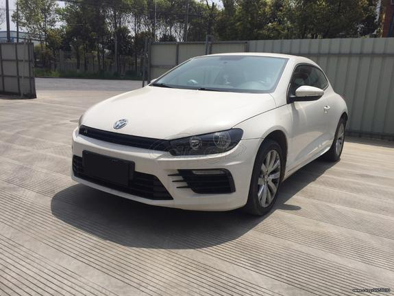 VW Scirocco R body kit Facelift