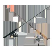 Ψάρεμα - Μηχανισμοί Καλάμια