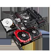 PC Hardware - Αναβάθμιση Υπολογιστή